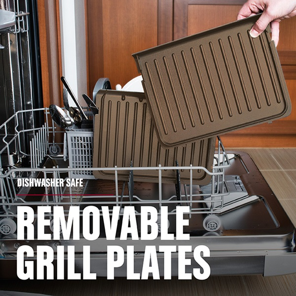 RPGV3801GG Removable Grill Plates