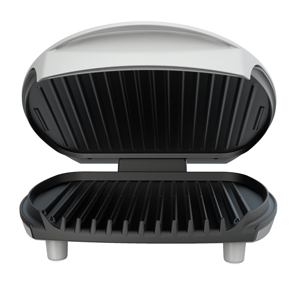 George Foreman basic grill GR0030P silver