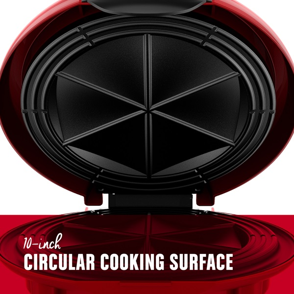 GFQ001-3 10 Inch Circular Cooking Surface