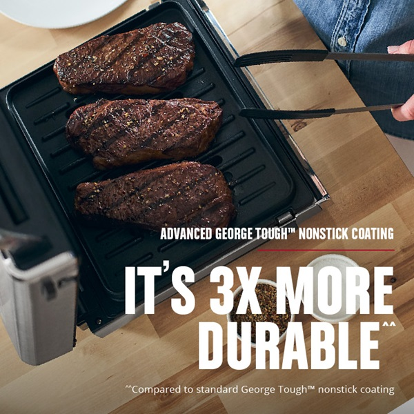 3X more durable