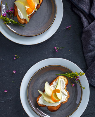 Russell Hobbs Pear Toast Recipe