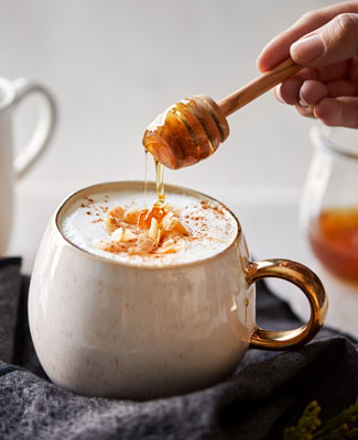 Russell Hobbs Honey Coconut Latte Recipe