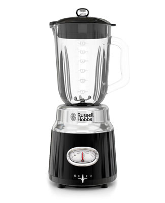 Retro Blender Black