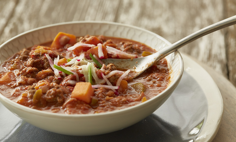 sweet potato chili recipe russell hobbs