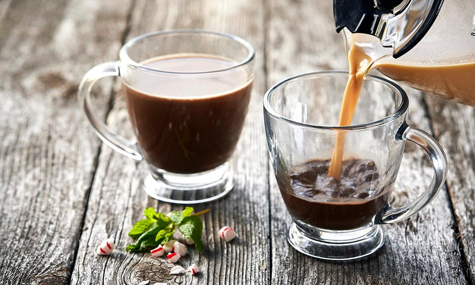 Peppermint Mocha Recipe | Russell Hobbs®